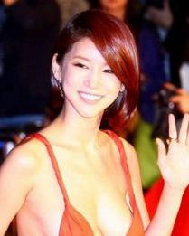 吴仁惠昔日图片 韩国女星短发也温柔