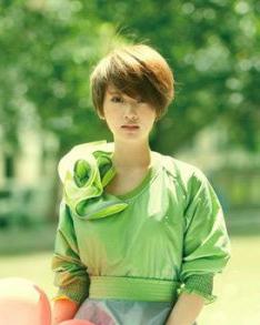杨丞琳谢娜 换发型后气质变好的