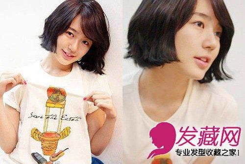 宋慧乔戚薇领衔 短发也依旧性感可爱的女星(2)