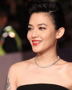 女星范晓萱发型 潮女范时尚发型