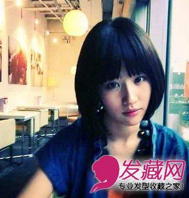 刘亦菲 刘亦菲无刘海,美女就是美女,刘亦菲不管是有刘海还是无刘海都