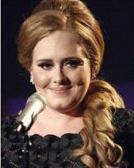 天后阿黛尔发型 大胖脸女生适合的发型