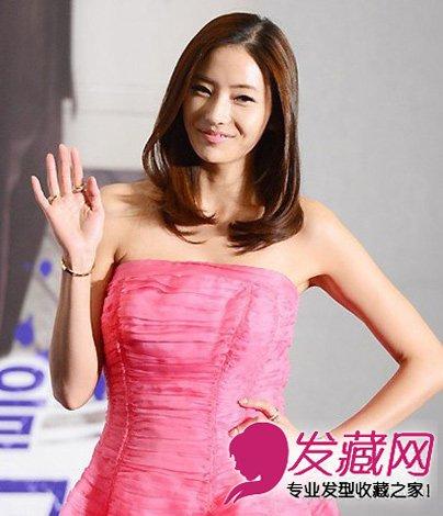 发型    记忆的中韩彩英似乎还是韩剧《豪杰春香》中,非常可爱傻气的
