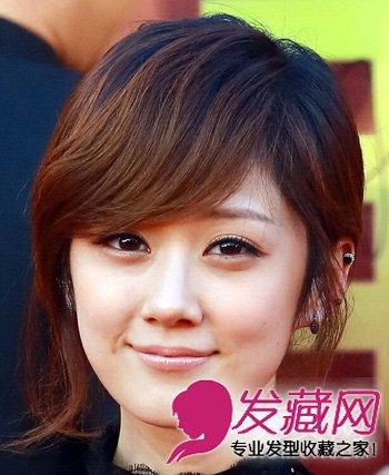 杨丞琳范冰冰发型 换发型后气质变好的女明星