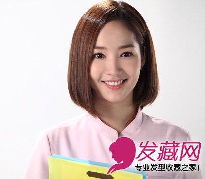 发型网 发型设计 短发发型 > 韩国当红女明星 他们都是短发控  导读图片