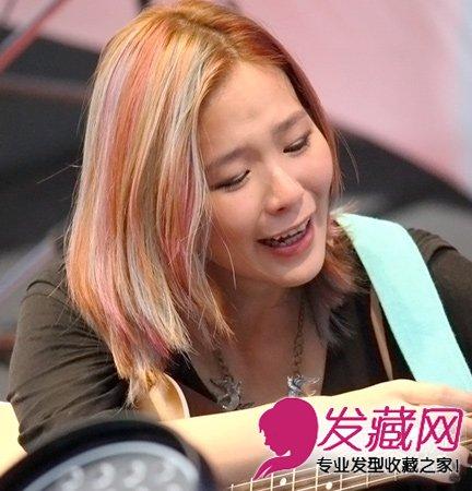 【图】刘诗诗谢娜发型