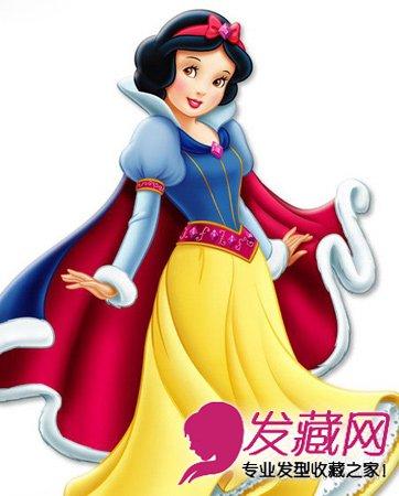 戚薇桂纶镁发型 爱cos卡通人物发型的女明星    这款造型已经成为时尚