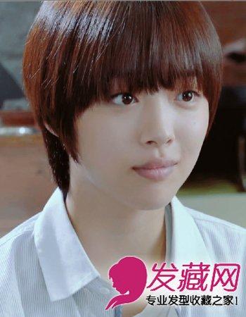 韩剧 致美丽的你 崔雪莉发型图片