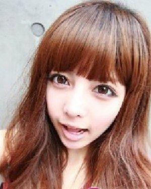 韩国人气嫩模发型大全 道晖芝韩式减龄发型