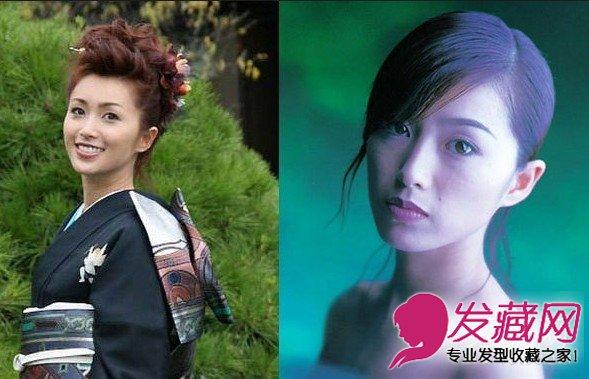 大岛优子的齐刘海 梨花头是不是很萌很可爱呢.   要说akb48有多红?