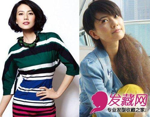 【图】杨幂林心如 女明星长发变短发谁更迷人