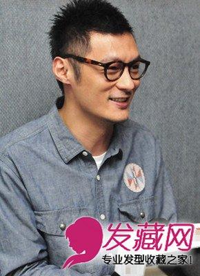 余文乐发型图片 型男帅气超有范(8)图片