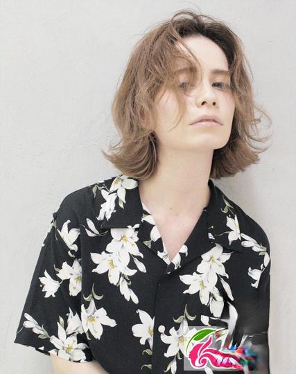 最新时尚女生短发 流行日系文艺范波波头