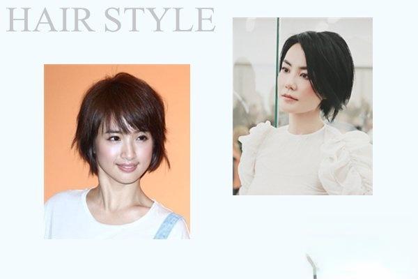 最新明星短发发型 王菲小S都在剪波波头!