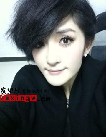 张杰谢娜五年修成正果 九月新娘谢娜时尚发型大盘点(4)图片