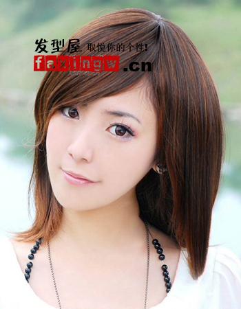 2015最in女士短发发型(4)