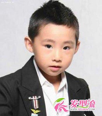 【图】最新儿童短发发型(3)