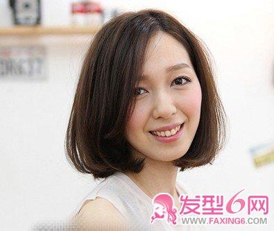 【图】韩国女生短发 夏天清爽更有型(3)_短发发型_发