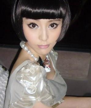 蘑菇头短发发型图片 女生蘑菇头发型(3)图片