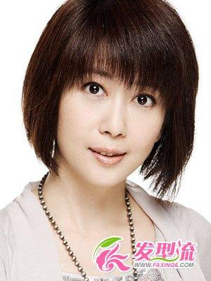 40岁女人发型 适合40岁女人的发型(3)图片