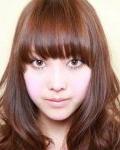 人气刘海发型 塑造完美脸型