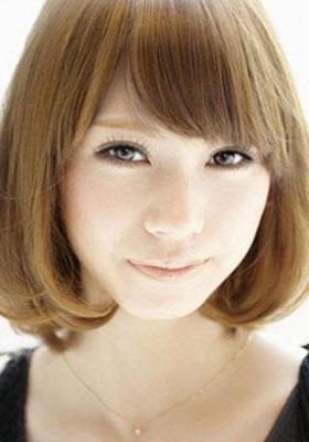 好看的女生斜刘海 2011斜刘海发型; 女生斜刘海发型图片; 时尚斜刘海