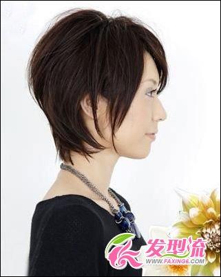 2015bob发型 bob短发发型图片(4)图片