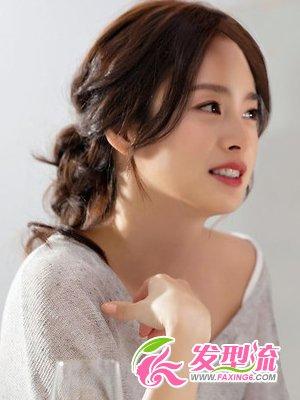 韩国女明星发型 演绎百变风格(3)
