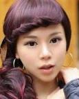 唯美韩国发型 圣诞party发型