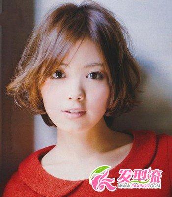 2015日本最流行发型 中短发闪耀登场(3)