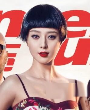 成熟女人味的短发发型,自然的发色和整齐的修剪,让这款发型大气端庄.图片