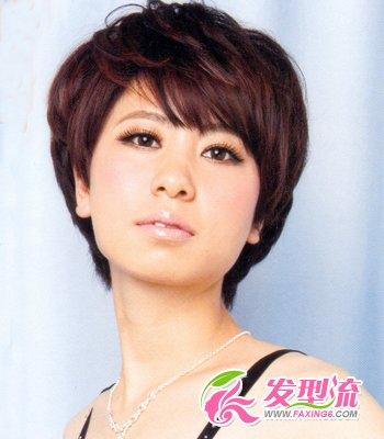 今年流行女生短发型_