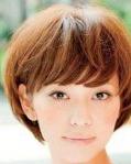 中短发发型图片 日本最具人气中短发发型