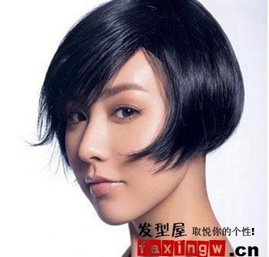 冬季最新韩式短发 你剪了吗(2)图片