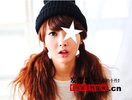 9款超人气韩国可爱女生发型(2)