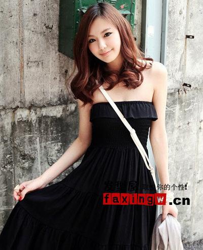 夏季街拍韩国女生发型(3)