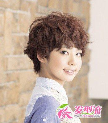 非主流女生可爱发型 2015非主流可爱发型(4)