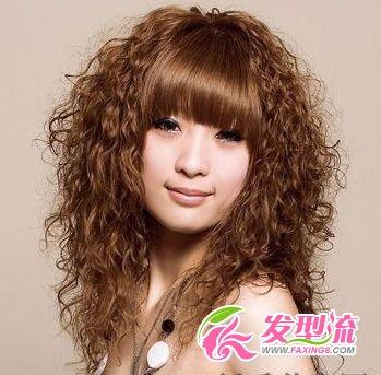直发可爱发型扎法(2)
