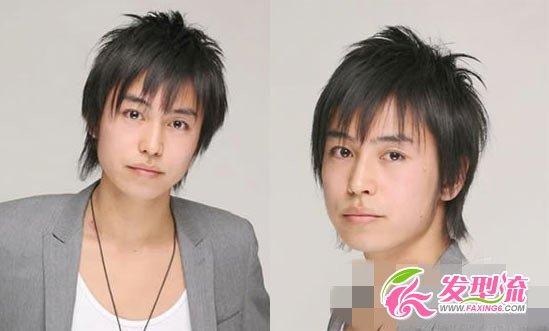 2013最新流行的男士发型 男士短发 4 男士短发发型 发藏网 高清图片