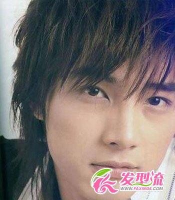 【图】明星演绎男生时尚发型(3)_男士短发发型_发藏网