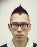 个性独特韩式男发造型