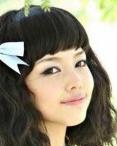 适合长脸形的女生短发发型图片
