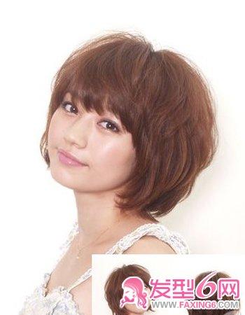 沙宣波波头发型图片,沙宣头发型女生,沙宣头发型图片中短发,沙宣
