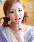 韩式沙宣发型 变身乖巧萝莉