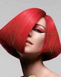 沙宣发型设计视频 飘逸天然的姿态