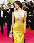 林志玲成台湾最赚钱模特 林志玲发型图片