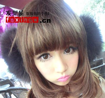 女生怎么梳发型好看 搞怪的可爱发型扎法 →北京汉服小正太爆红