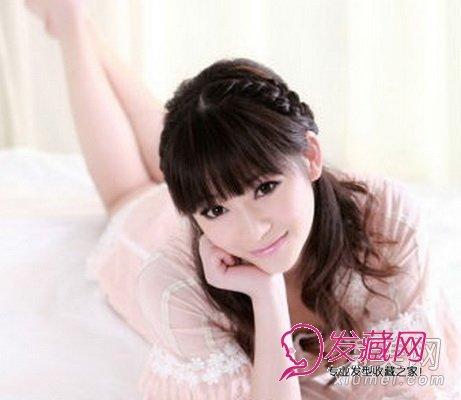 8款矮个子女生专属发型 身材比例更完美(2)图片
