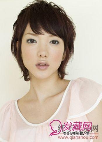 【图】日本个性超短发发型(3)