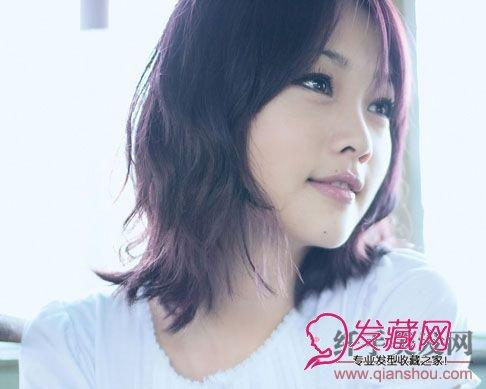 适合所有女孩的短发发型(5)